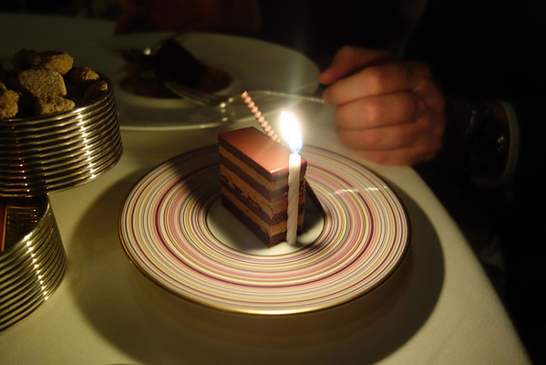 Alec's 40th Birthday at Per Se #newyork